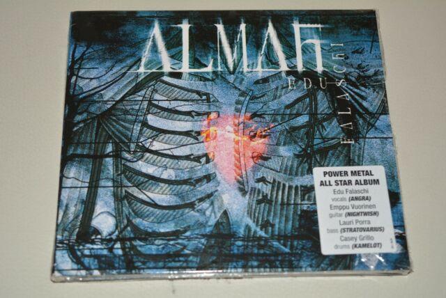 Almah - Edu Falaschi (2007) / CD-Album / Zustand: Neu