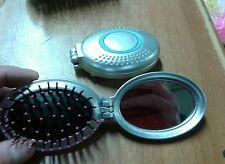 1 spazzola richiudibile e specchio  da borsa made in italy art varieta070