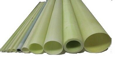 "* Garolite Phenolic G10 Tube 1.00 OD x 1//2 ID x 1//4/"" Wall 35-42/"" RL-1358 1 Unit"