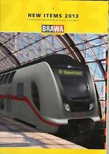 Brawa 2013 New Items Catalogue