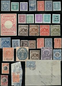Chile-Small-Revenue-Collection-MH-amp-used