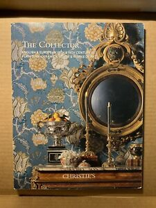 Christie S The Collector New York April 9 2019 Silver Furniture Auction Catalog Ebay
