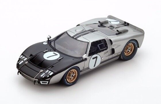 Ford GT40 Hill-Muir  Le Mans  1966 (Spark 1 43   S5183)