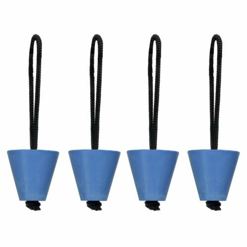 Fit Hobie// Native Kayaks Amarine Made 4 Count Universal Kayak Scupper Plug Kit
