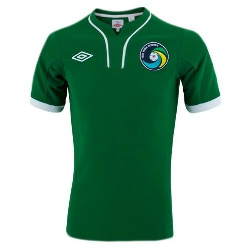 NwtUmbro NEW YORK NY COSMOS usa Football Soccer Jersey away shirt topMen sz 52