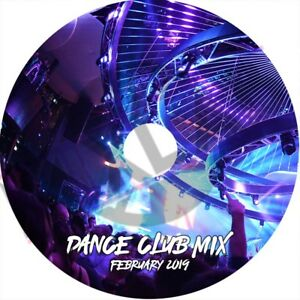 Details about New Club Dance Mix February 2019