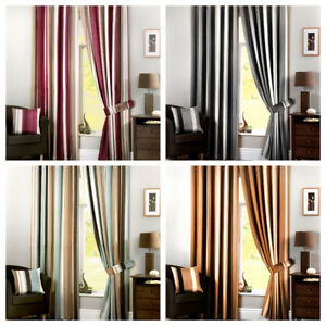 Curtina-WHITWORTH-Ready-Made-Lined-Vertical-Stripe-Eyelet-Ring-Curtains
