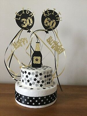 Miraculous Cake Topper Decoration Twins Joint Champagne Bottle All Colours Personalised Birthday Cards Xaembasilily Jamesorg