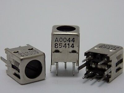 5x P218ACS A0044 BNA 85414 Adjustable Coil Variable Inductor FM Filter Shielded