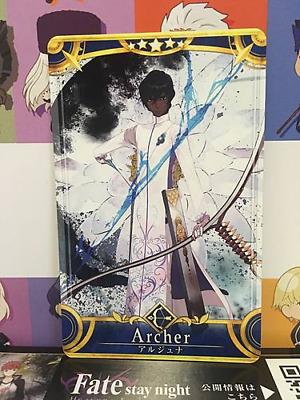 Atalanta Stage 4 Archer Star 4 FGO Fate Grand Order Arcade Mint Card
