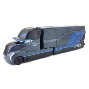 Disney-Pixar-Cars-3-Jackson-Storm-039-s-Transforming-Hauler-Diecast-Toy-Model-Car