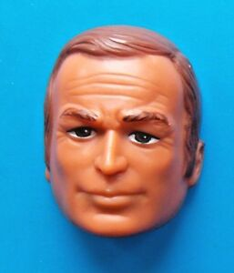 "1977 BIONIC MAN 13/"" kenner figure ARM LEG MASK TORSO SHOES CHIP MASKATRON"