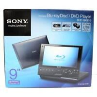 Sony Bdp-sx910 Portable Blu-ray Disc/dvd Player 9 Screen, [electronics]