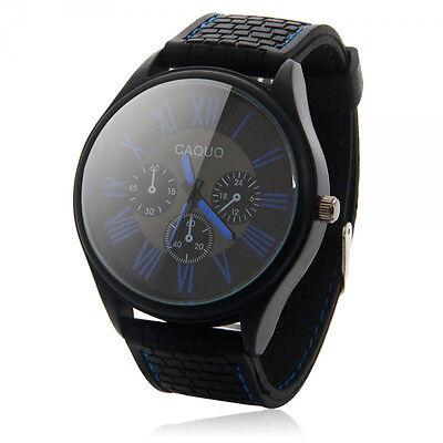 Watch Mens Watch Sport Watch Analog Quartz Wrist Watches Stainless Steel Fashion