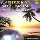 Caribbean Steeldrums: 20 Famous Tropical Melodies- Calypso, Samba by Steelasophical (CD, Aug-2000, Arc Music)