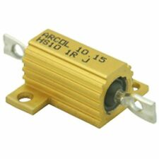 10W Arcol Aluminium Clad Wirewound Resistor 0R1 0.1R