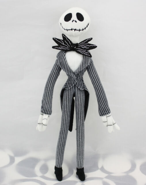 12inch the nightmare before christmas jack skellington power plush doll toy - Christmas Jack Skellington