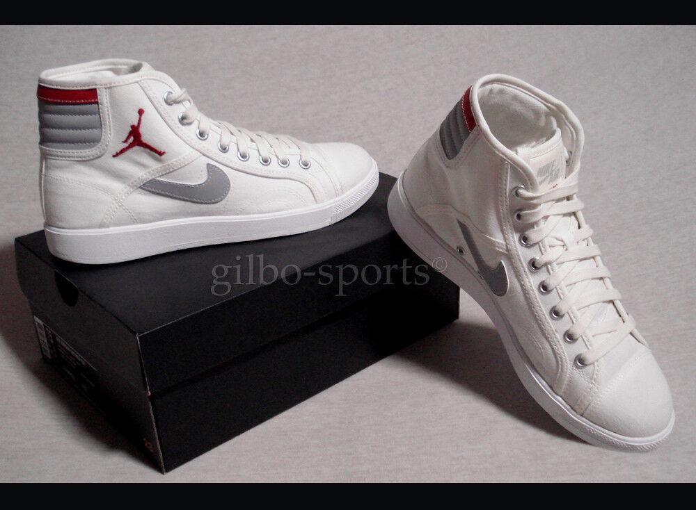 Nike Air Jordan SKYHIGH OG OG OG Sail Gym Red Gr 40 40,5 beige weiss 819953 102 569bed