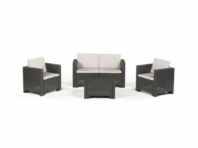 Sedie E Tavoli Plastica Economici.Set Di Tavoli E Sedie Da Esterno In Plastica Acquisti Online Su Ebay