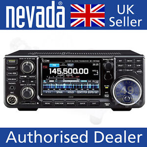 Details about Icom IC-9700 VHF/UHF/1 2Ghz all mode transceiver BRAND NEW