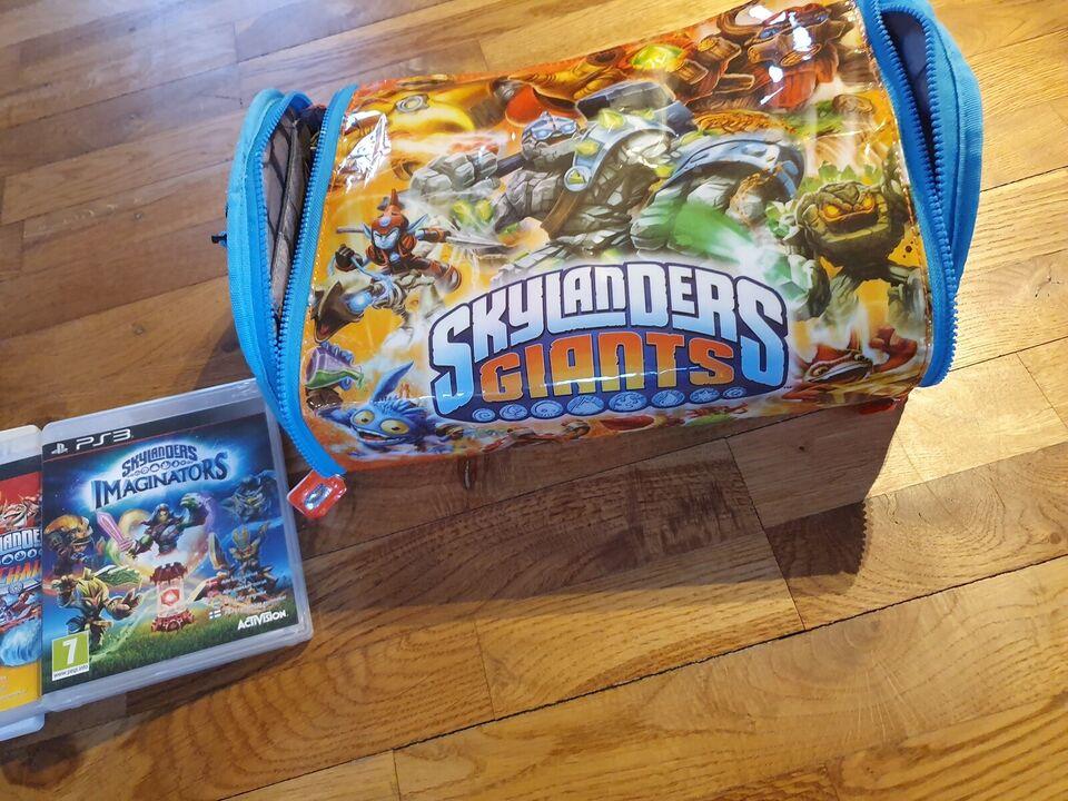 Skylanders, PS3, adventure