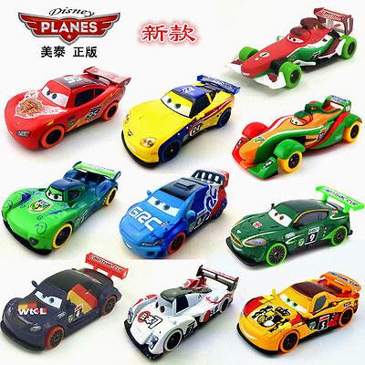 Mattel Disney Pixar Cars 2 Carnival Racers U.K - U.S.A Toy Car Metal 1:55 Loos