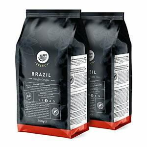Happy Belly Select Brazilian Coffee Beans - Rainforest Alliance, Fast Delivery