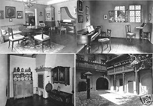 Lot-von-9-AK-Weimar-Kirms-Krackow-Haus-1956-57