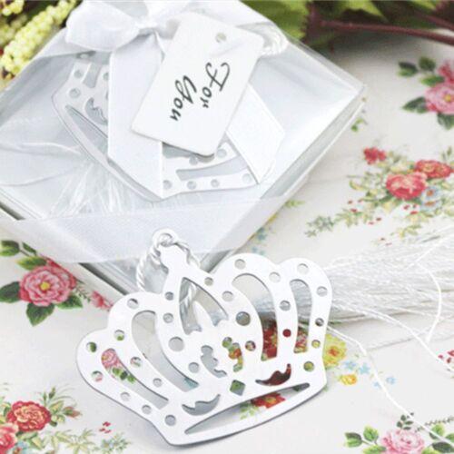 Supplies Metal Tassel Bookmarks Crown Bookmarks Reading Marking Bookmark