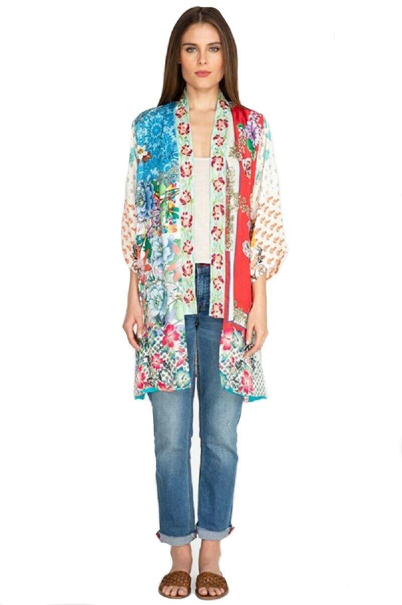 Johnny Was Was Was Kukui Kimono - C45819-2   Elegant    Zürich Online Shop    Sofortige Lieferung    Lass unsere Waren in die Welt gehen    Luxus  a272f0