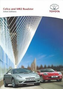 Toyota-Celica-amp-MR2-Roadster-Select-Editions-Brochure-September-2004-12-Pages