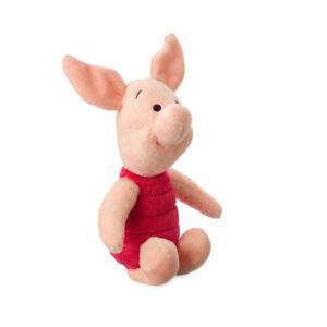 Disney Store Winnie The Pooh Piglet Small Plush Toy Doll Stuffed