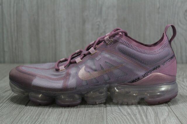 46 Nike Air Vapormax 2019 Plum Chalk Womens Shoes Size 9.5, 11, 11.5 AR6632-500