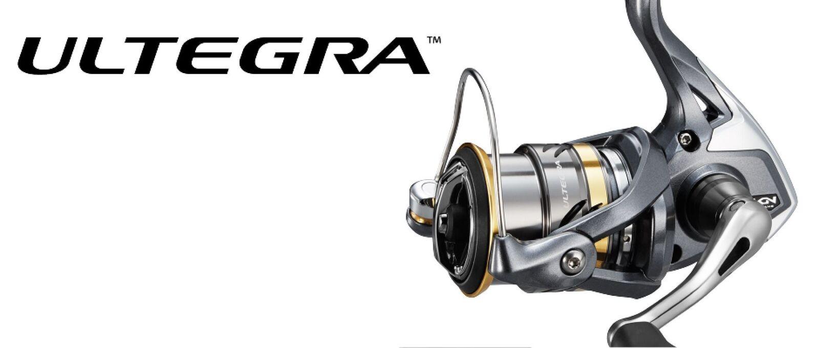 Shimano Ultegra FB Compact Front Drag Fishing Spinning Reel Various Models