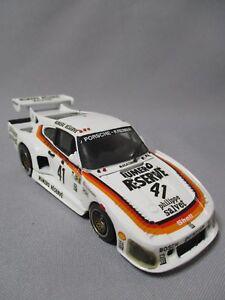 Dv7880 Amr Bam Porsche 935 K3 Team Kremer Vainqueur Le Mans 1979 # 41 1/43 NB