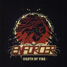 Enforcer - Death By Fire LP Heavy Metal - SEALED NEW COPY - OOP