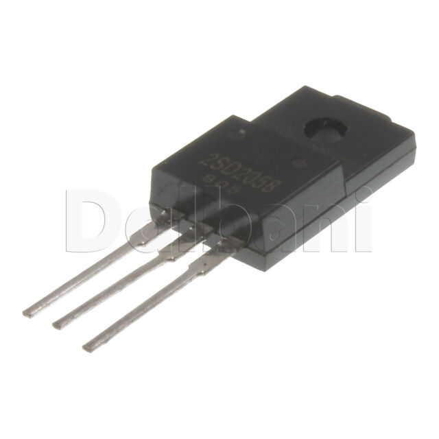 2SD2438 Original Pulled Sanken Silicon NPN Power Transistor D2438 for sale online
