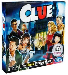 Clue-Board-Game-New-Free-shipping