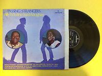 Billy Eckstine - Sarah Vaughan - Passing Strangers, Mercury 20155-SMCL Ex Vinyl