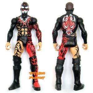 Demon Finn Balor Balor Elite Wrestling Action Figure Wwe Nxt Raw Kid