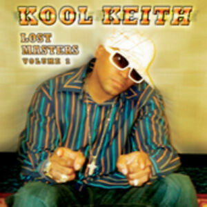 Kool-Keith-The-Lost-Masters-Vol-2-New-CD-Explicit