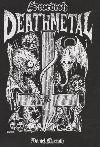 Suédois Death Métal Par Daniel Ekeroth, Neuf Livre ,Gratuit & , (Livre de Poche