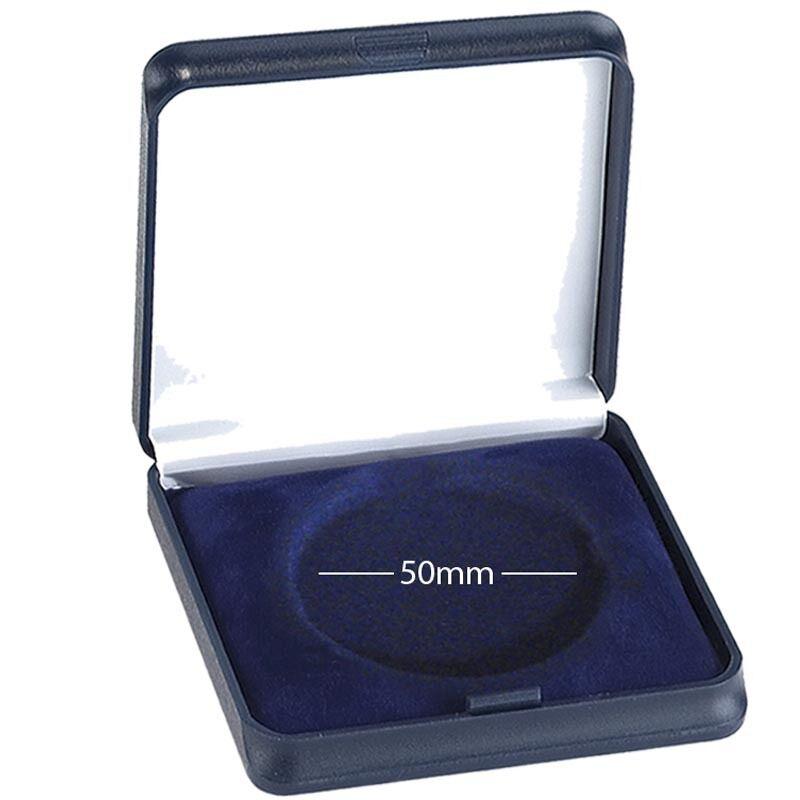 5 x médaille coffret de présentation pour répondre à à à 50mm diamètre médaille (AM037) ccafd4