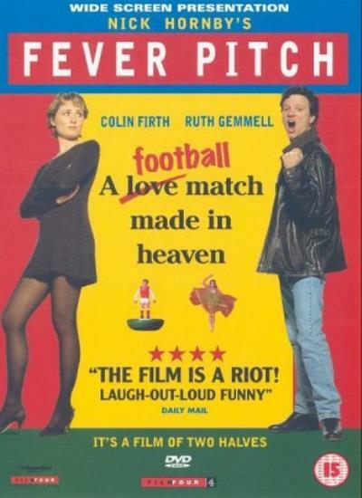 Fever Pitch [DVD] [1997] By Colin Firth,Ruth Gemmell,Chris Seager,Scott Thomas,