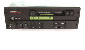 Original-VW-Beta-3-III-HE2-357035152B-Stereo-VWZ3Z2-Raritaet