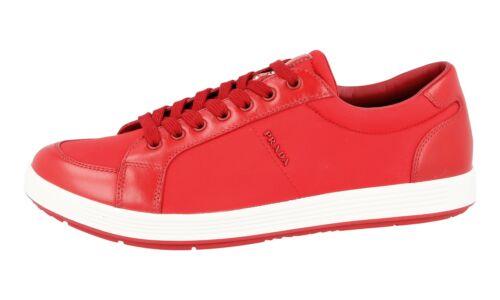 Rouge luxe de 42 8 Nouveau Chaussures 5 Sneaker 4e2939 42 Prada 35jAL4R