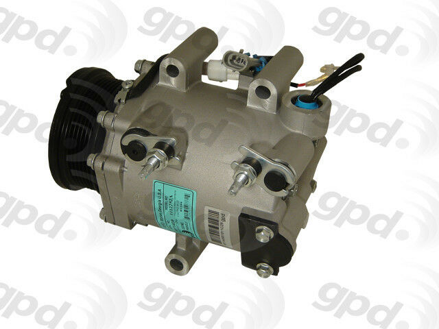 Chevy, Buick, Olds,GPD 6511409 New A/C Compressor