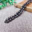 Black-Magnetic-Therapy-Anklet-Shellhard-Beads-Foot-Chain-Weight-Loss-Bracelet thumbnail 3
