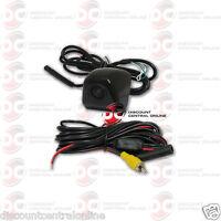 Car Universal Hd Rear View Back-up Camera Keyhole Mount (black)