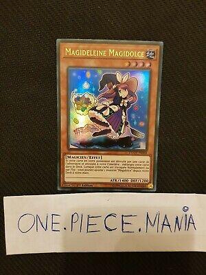 Ultra Rare Magideleine Magidolce Français 1st Yu-Gi-Oh DUOV-FR068